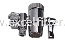 3 x 2 Way Diverter Valve with Nut