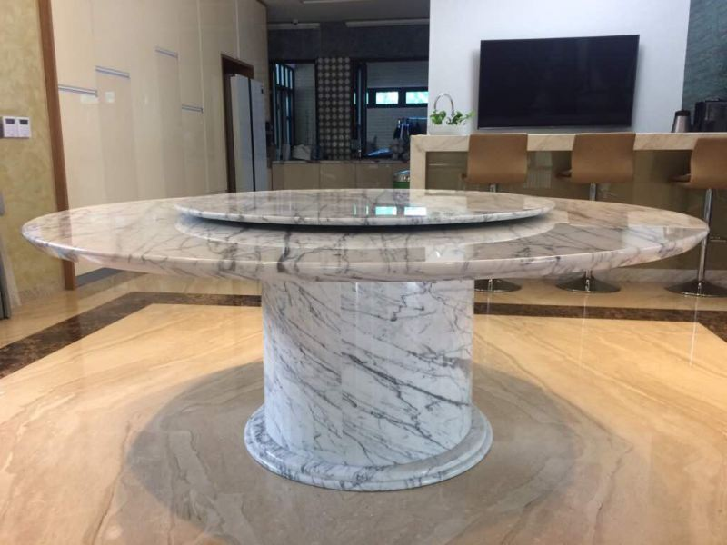 Staturio Marble Marble Dining Table Selangor, Kuala Lumpur (KL), Malaysia Supplier, Suppliers, Supply, Supplies | DeCasa Marble Sdn Bhd