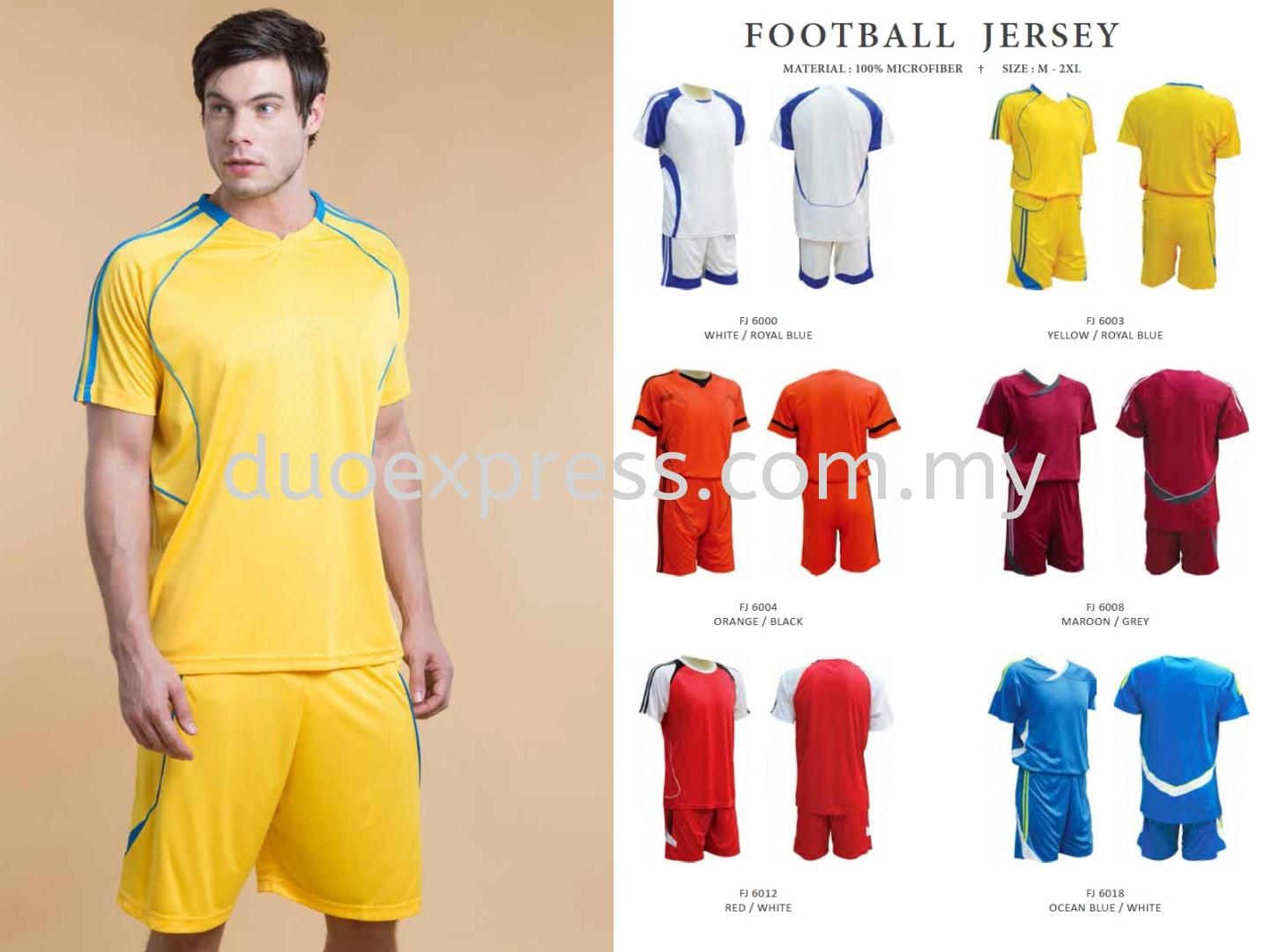 Football Jersey 2