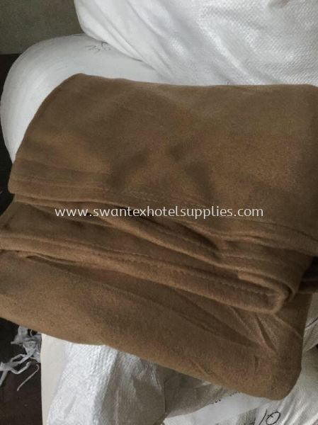 Camel Blanket 500g  Polyester Blanket Johor Bahru (JB), Malaysia Supplier, Suppliers, Supply, Supplies | Swantex Hotel Supplies