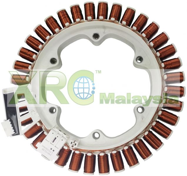 WD-ED12W LG FRONT LOADING WASHING MACHINE STATOR STATOR WASHING MACHINE SPARE PARTS Johor Bahru JB Malaysia Manufacturer & Supplier | XET Sales & Services Sdn Bhd