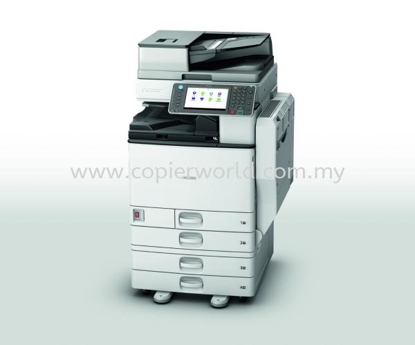 Ricoh Aficio MPC4502 Ricoh Brand New Copier Machine Copier Machine Johor Bahru (JB), Malaysia, Skudai, Batu Pahat Supplier, Supply, Supplies, Rental | Great Image Marketing Sdn Bhd