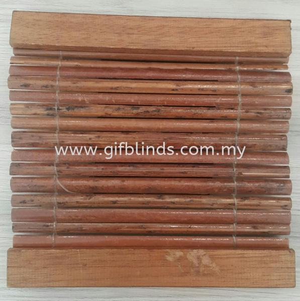 室外竹帘样本 其他   Supplier, Suppliers, Supplies, Supply | GIF Blinds (M) Sdn Bhd