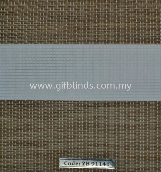 Sunscreen Polyster Zebra Sample GB91141 Sunscreen Polyster Zebra Sample GB91141-43 Zebra Blinds Johor Bahru, JB, Johor, Malaysia. Supplier, Suppliers, Supplies, Supply | GIF Blinds (M) Sdn Bhd