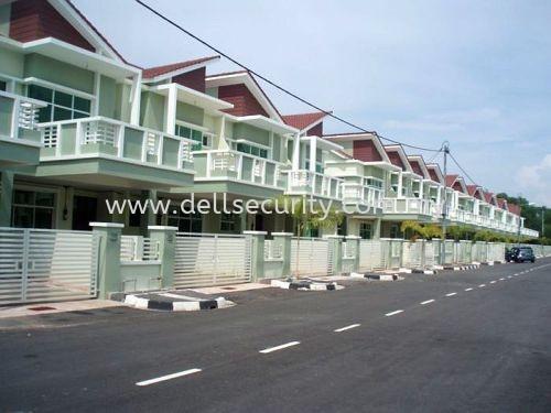 Housing Guarding Selangor, Malaysia, Kuala Lumpur (KL), Negeri Sembilan (NS), Perak, Johor Bahru (JB), Puchong, Senawang, Chemor, Kempas Services | Dell Security Services Sdn Bhd