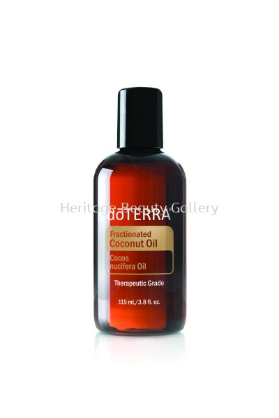 Fractionated Coconut Oil 分馏椰子油 Living & Others 家庭生活与其他产品 Essential Oil 精油 Penang, Malaysia, Butterworth Services, Treatments, Therapy | Heritage Beauty Gallery