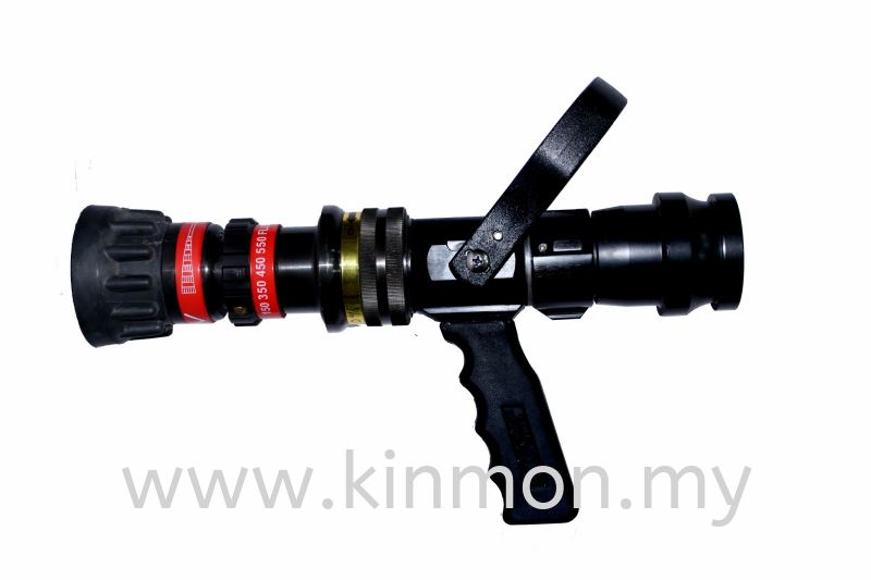 SD260 Self Defence Type Water Nozzle Fire Fighting Tools Penang, Malaysia, Georgetown Supplier, Suppliers, Supply, Supplies   Kim Ban Hin Trading Sdn Bhd