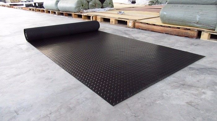 Diamond Plate Rubber Flooring Diamond Plate Rubber Flooring Non Slip Mat Malaysia, Penang, Bayan Lepas Supplier, Suppliers, Supply, Supplies | YGGS World Sdn Bhd