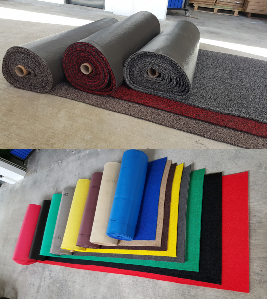3A Coil Mat (Two Tone) 3A Coil Mat Dirt Absorbing Mats Malaysia, Penang, Bayan Lepas Supplier, Suppliers, Supply, Supplies | YGGS World Sdn Bhd