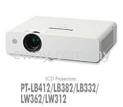 PT-LB412A Panasonic 3LCD Projector Unit PANASONIC PROJECTOR Seri Kembangan, Selangor, Kuala Lumpur, KL, Malaysia. Supply, Supplier, Suppliers | e Way Solutions Enterprise