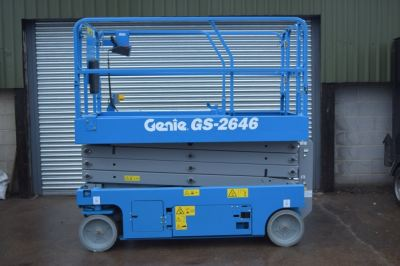 GS2646 Scissor Lift - 10 meter
