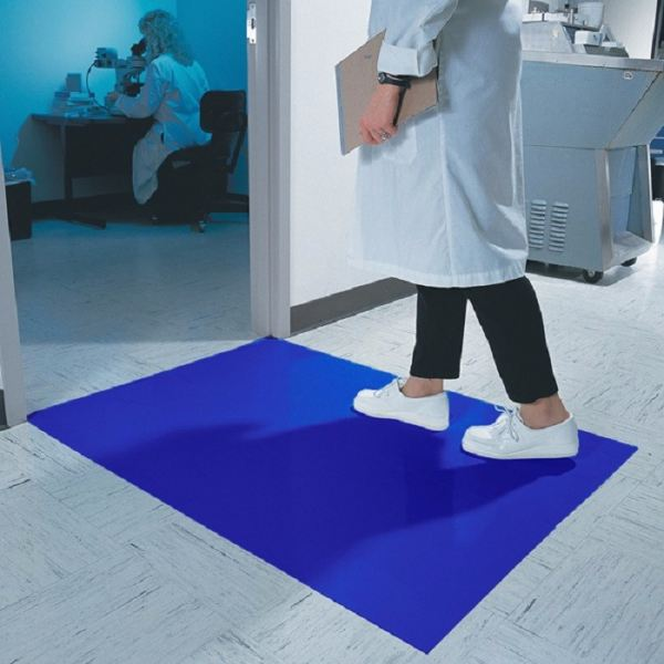 Sticky Mat Cleanroom Sticky Mat Clean Room Floor Mat Malaysia, Penang, Bayan Lepas Supplier, Suppliers, Supply, Supplies | YGGS World Sdn Bhd