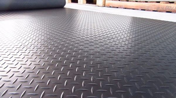 Diamond Tread Rubber Mat Diamond Tread Rubber Mat Indsutrial Mat Malaysia, Penang, Bayan Lepas Supplier, Suppliers, Supply, Supplies | YGGS World Sdn Bhd