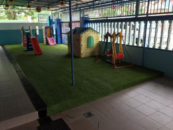 Artificial Grass Playground Johor, Malaysia, Batu Pahat (BP) Supplier, Suppliers, Supply, Supplies | IPG Servicing Sdn Bhd