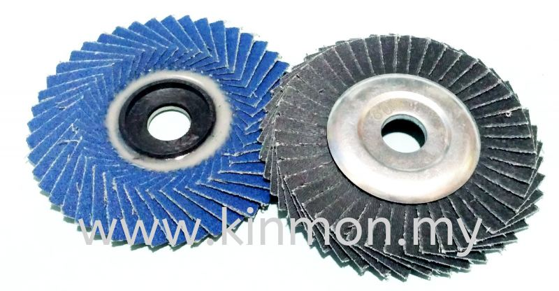 "4"" Flap Wheel For Stainless Steel  Flap Wheel General Hardware Tools Penang, Malaysia, Georgetown Supplier, Suppliers, Supply, Supplies 
