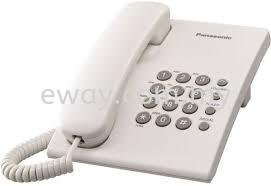 KX-TS500ML Panasonic Basic Single Line Telephone unit Panasonic Digital IP-PBX Keyphone System PANASONIC INTERCOM SYSTEM Seri Kembangan, Selangor, Kuala Lumpur, KL, Malaysia. Supply, Supplier, Suppliers | e Way Solutions Enterprise