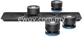 Sennheiser TeamConnect Wireless - Tray Set ( Wireless Audio Conferencing System ) SENNHEISER WIRELESS AUDIO CONFERENCING SYSTEM Seri Kembangan, Selangor, Kuala Lumpur, KL, Malaysia. Supply, Supplier, Suppliers | e Way Solutions Enterprise