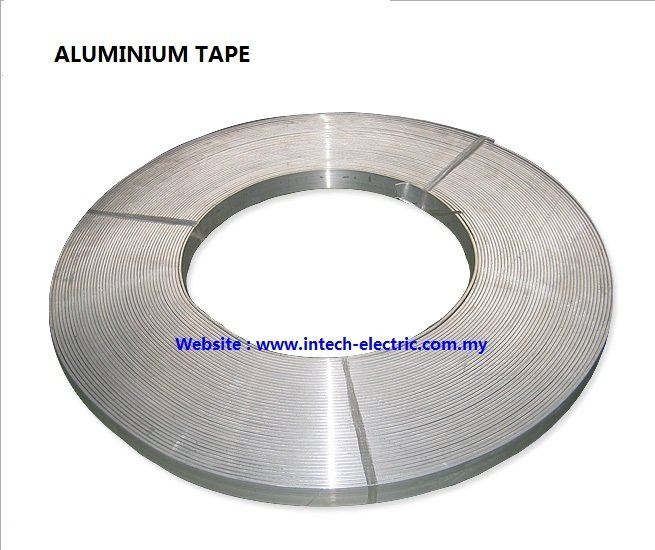 25mm x 3mm aluminium tape Aluminium Tape Aluminium Johor Bahru (JB), Johor, Ulu Tiram, Malaysia Supplier, Suppliers, Supply, Supplies | Intech Electric Sdn Bhd