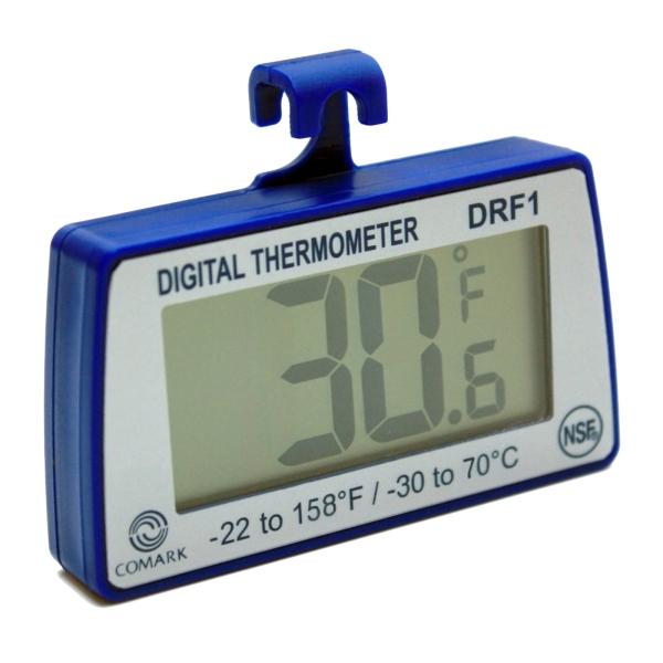 Comark DRF1   Digital Refrigerator/Freezer Thermometer [Delivery: 3-5 days] Refrigerator / Freezer Thermometers Comark Kuala Lumpur (KL), Malaysia, Selangor, Sunway Velocity Supplier, Suppliers, Supply, Supplies   Muser Apac Sdn Bhd