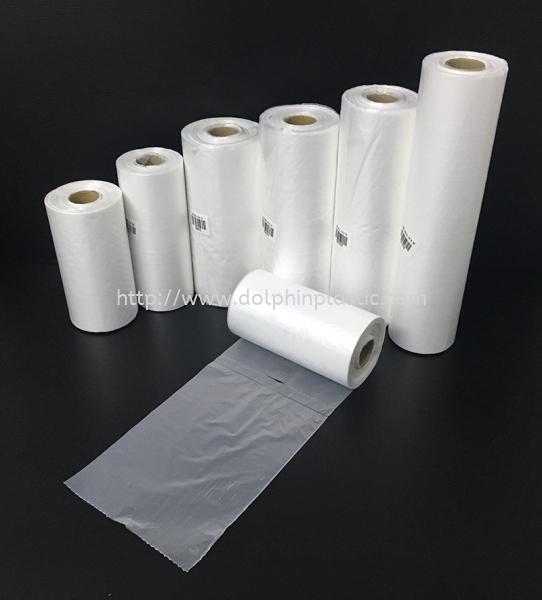 HM Roll HM Roll Plastic Bag Johor Bahru (JB), Kulai, Malaysia Supplier, Wholesaler, Supply, Supplies   Dolphin Plastic Trading
