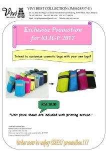 KLIGP 2017 PROMOTION