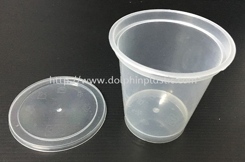 P-8 Round Series PP Container Johor Bahru (JB), Kulai, Malaysia Supplier, Wholesaler, Supply, Supplies   Dolphin Plastic Trading