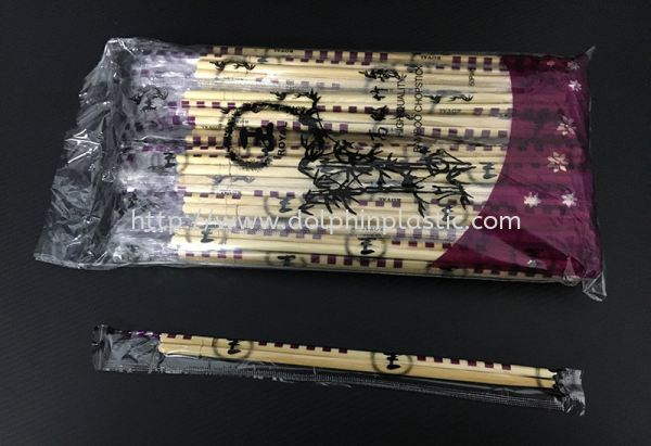 Bamboo Chopstick 5.0mm Chopstick Tableware Johor Bahru (JB), Kulai, Malaysia Supplier, Wholesaler, Supply, Supplies | Dolphin Plastic Trading