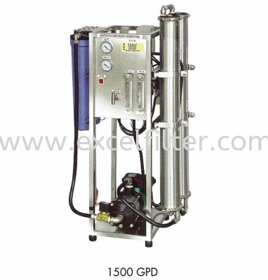 INDUSTRIAL RO-1500GPD