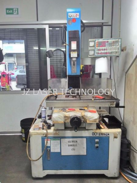 Super Drill Penang, Malaysia Services, Works | JZ Laser Technology Sdn Bhd