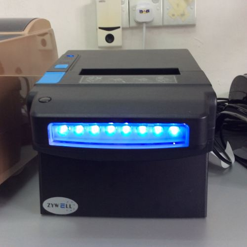 Thermal Receipt Printer with money detectors