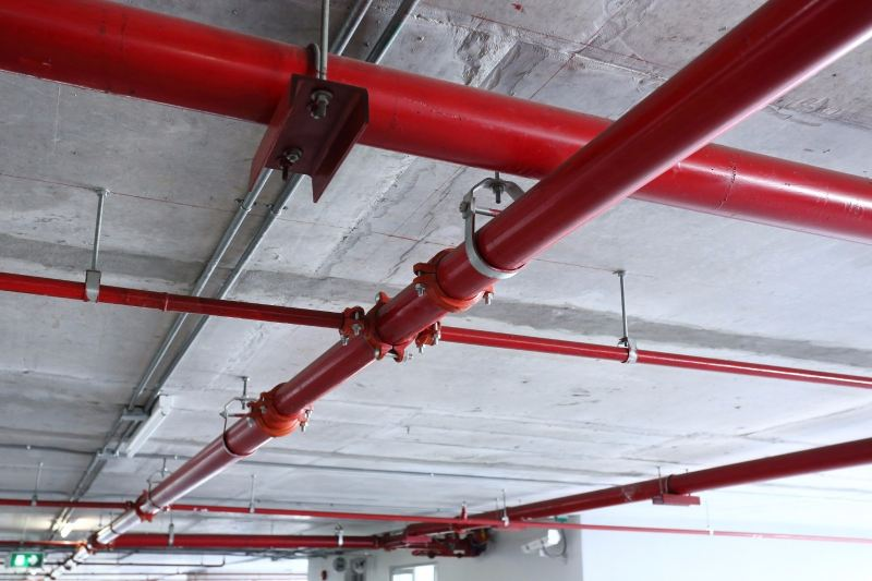 Fire Figting System Installation, erection, commisioning Fire Protection Systems Johor Bahru (JB), Malaysia, Ulu Tiram Works, Construction, Services | Senior Resources Group Sdn Bhd