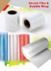 Shrink Film & Bubble Wrap Total Packaging Solutions Johor Bahru (JB), Malaysia, Kempas Manufacturer, Supplier, Supply, Supplies | PLL PACKAGING SDN BHD