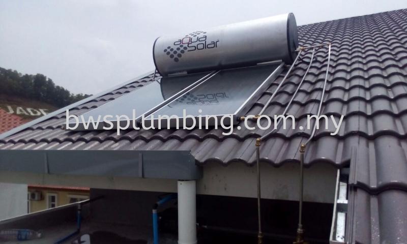 Cheras, Selangor | Aqua Solar Water Heater Installation BWS Customer Service Centre Selangor, Malaysia, Melaka, Kuala Lumpur (KL), Seri Kembangan Supplier, Supply, Repair, Service | BWS Sales & Services Sdn Bhd