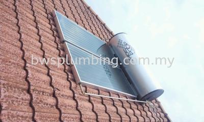Popular Brand - Aqua Solar Water Heater Installation Shah Alam, Selangor |