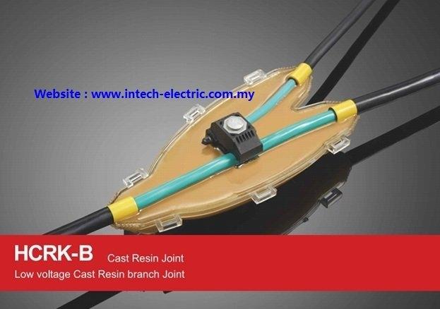 HCRK-B Cast Resin cable Joint Hongshang Heat Shrinkable  Johor Bahru (JB), Johor, Ulu Tiram, Malaysia Supplier, Suppliers, Supply, Supplies | Intech Electric Sdn Bhd