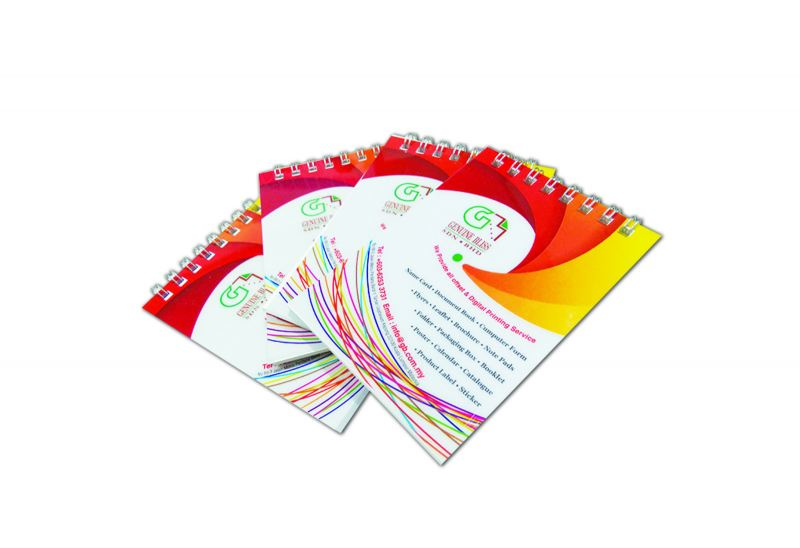 Note Pads Notebook / Notepad Kuala Lumpur (KL), Malaysia, Selangor, Kepong Supplier, Suppliers, Supply, Supplies | Genuine Bliss Sdn Bhd