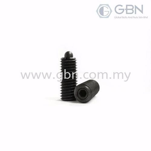 Socket Spring Plungers Plugs & Plungers Johor Bahru (JB), Malaysia, Johor Jaya Supplier, Suppliers, Supply, Supplies | Global Bolts And Nuts Sdn Bhd