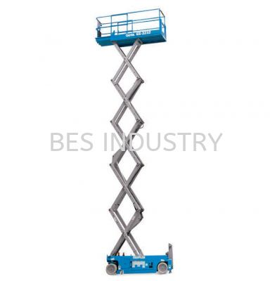 Scissor Lift Rental GSTM-2064, GSTM-2646 & GSTM-3246