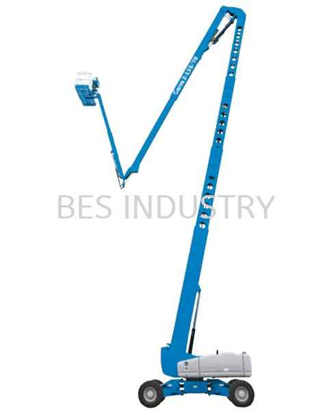 Boom Lift Rental Z-80&60 Articulating Boom Lift Boom Lift Rental Malaysia, Selangor, Kuala Lumpur (KL), Klang Rental, For Rent, Services, Supplier | Bes Industry & Trading Sdn Bhd