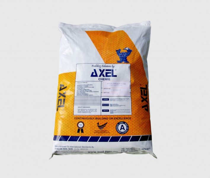 Axel Crystle 126 Sealant & Joints Water Proofing Axel Selangor, Malaysia, Kuala Lumpur (KL), Klang Supplier, Suppliers, Supply, Supplies | Uni Hardware & Electrical Enterprise