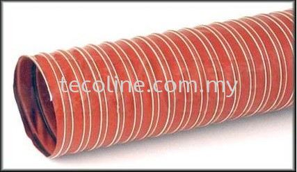 Silicone Duct Hose 每 2PLY Hot Air Hoses Selangor, Malaysia, Kuala Lumpur (KL), Puchong Supplier, Suppliers, Supply, Supplies | Tecoline Sdn Bhd