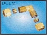 Compression Union Elbow Brass Fitting Fittings Selangor, Malaysia, Kuala Lumpur (KL), Puchong Supplier, Suppliers, Supply, Supplies | Tecoline Sdn Bhd