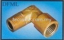 Female & Male Elbow Brass Fitting Fittings Selangor, Malaysia, Kuala Lumpur (KL), Puchong Supplier, Suppliers, Supply, Supplies | Tecoline Sdn Bhd