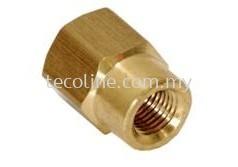 Hex Reducing Socket Brass Fitting Fittings Selangor, Malaysia, Kuala Lumpur (KL), Puchong Supplier, Suppliers, Supply, Supplies   Tecoline Sdn Bhd