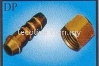 Nut & Tail Assembly Barb Brass Fitting Fittings Selangor, Malaysia, Kuala Lumpur (KL), Puchong Supplier, Suppliers, Supply, Supplies | Tecoline Sdn Bhd