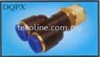 Branch Y One Touch/Push-In Fittings Selangor, Malaysia, Kuala Lumpur (KL), Puchong Supplier, Suppliers, Supply, Supplies | Tecoline Sdn Bhd