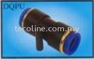 Union Straight One Touch/Push-In Fittings Selangor, Malaysia, Kuala Lumpur (KL), Puchong Supplier, Suppliers, Supply, Supplies | Tecoline Sdn Bhd