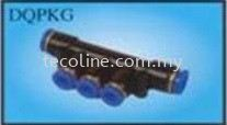 Connector-Multiple Distributor One Touch/Push-In Fittings Selangor, Malaysia, Kuala Lumpur (KL), Puchong Supplier, Suppliers, Supply, Supplies   Tecoline Sdn Bhd