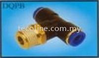 Tee Connector 气动元件 油管接头   Supplier, Suppliers, Supply, Supplies | Tecoline Sdn Bhd