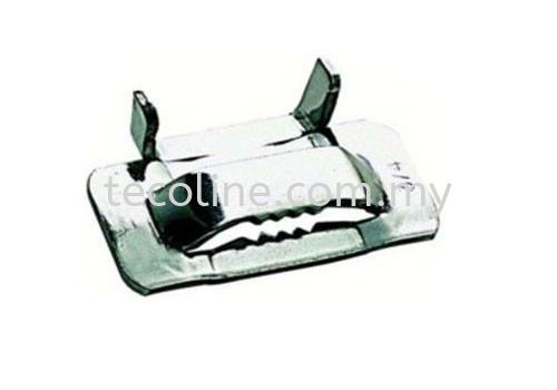 Stainless Steel 304 Buckles Clip & Clamp Selangor, Malaysia, Kuala Lumpur (KL), Puchong Supplier, Suppliers, Supply, Supplies | Tecoline Sdn Bhd